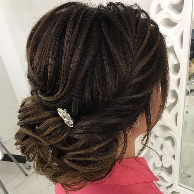 Fishtail braided updo wedding hairstyles,updo wedding hairstyles ,updo wedding hairstyle ideas,wedding hairstyle,romantic hairstyles #braidedupdo #weddingupdo #updos #hairstyles #bridalhair #bridehairideas #upstyle