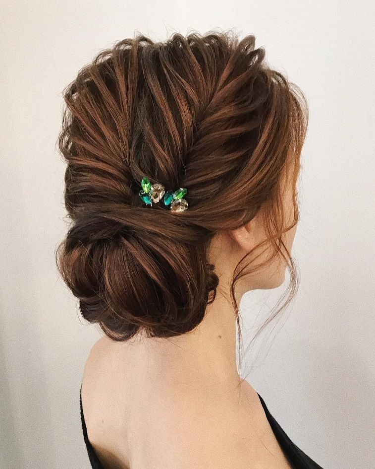 33 Half Up Half Down Wedding Hairstyles To Try Koees Blog: Gorgeous Updo Hairstyle That You'll Love To Try