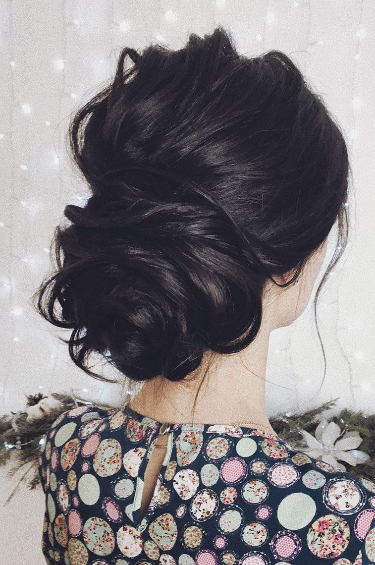 The Most Romantic Bridal Updos Wedding Hairstyles Fabmood