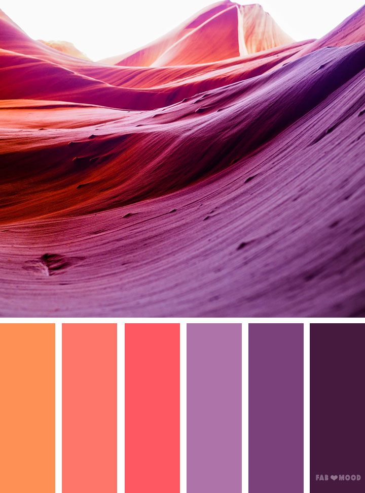 What Color Is Produced When You Mix Purple and Orange?