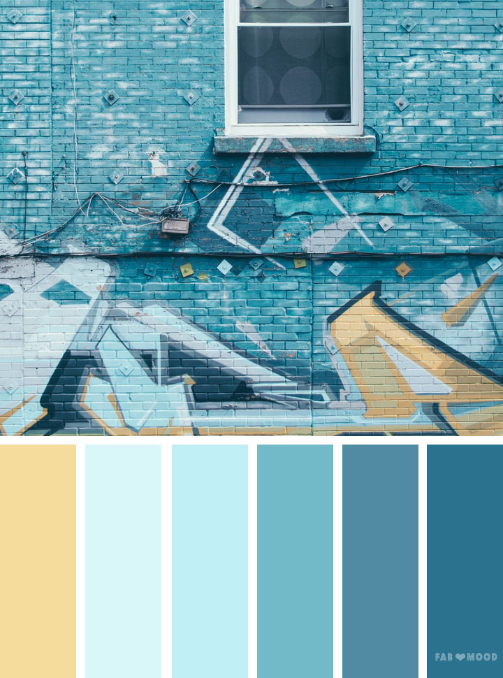 Taupe And Teal Color Scheme Colorpalette