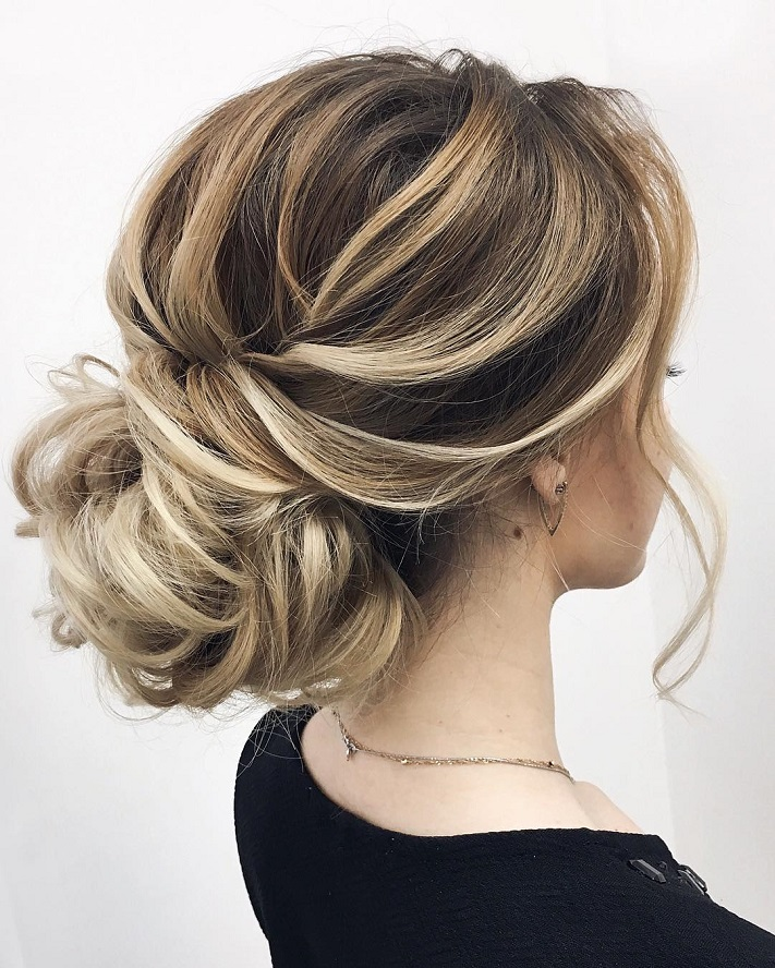 Classic Chignon Wedding Hairstyles: 87 Fabulous Wedding Hairstyles For Every Wedding Dress