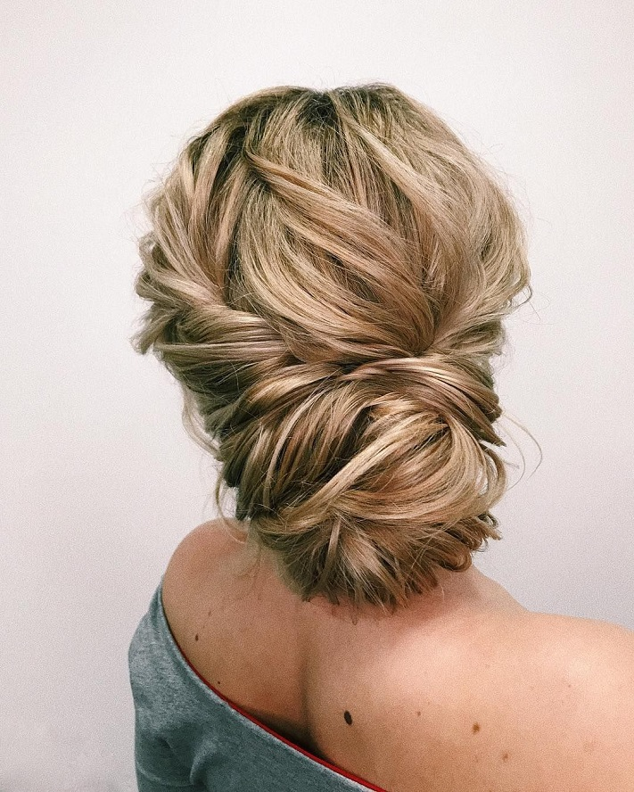 Bridal Inspiration These Bridal Updos Are The Real Deal: 55 Amazing Updo Hairstyle With The Wow Factor