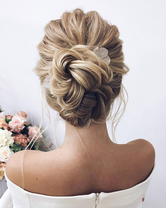 Wedding Hairstyle Upstyle: 55 Amazing Updo Hairstyle With The Wow Factor