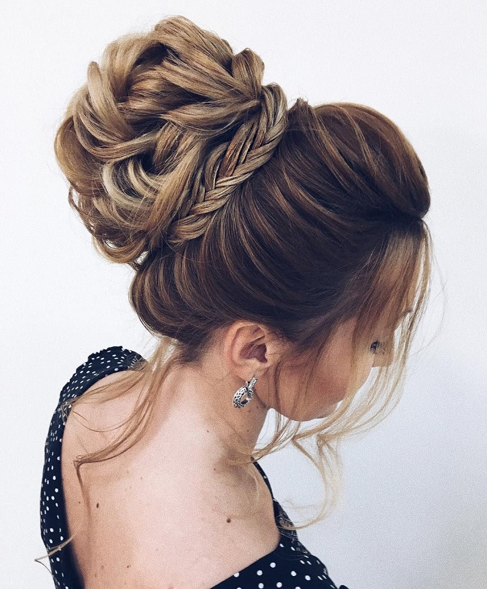 55 Amazing Updo Hairstyles With The Wow Factor