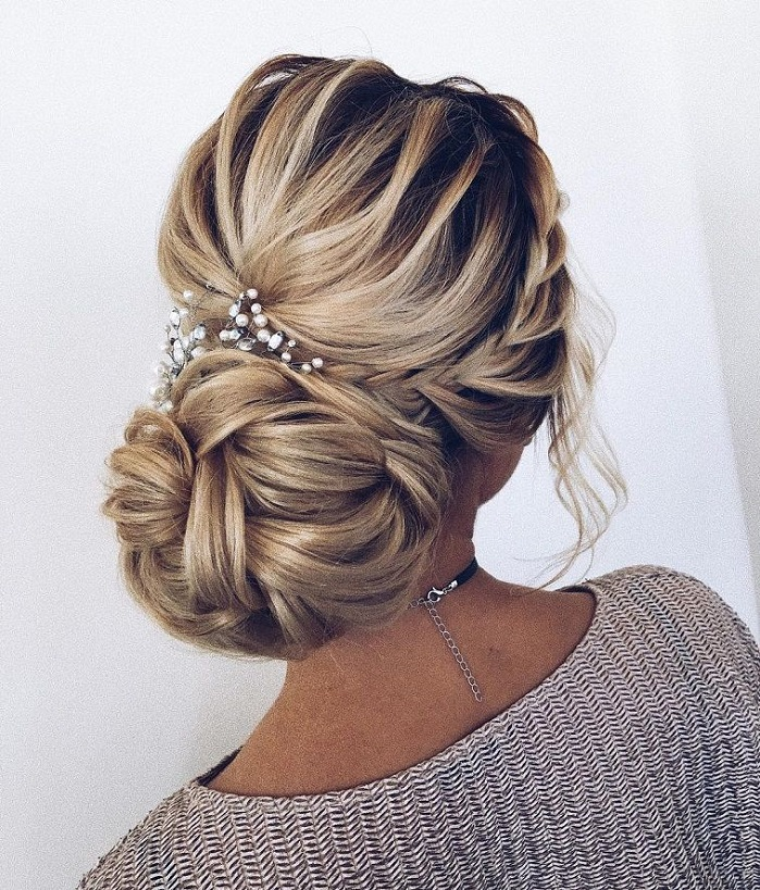 100 Gorgeous Wedding Hair From Ceremony To Reception - Fabmood ...