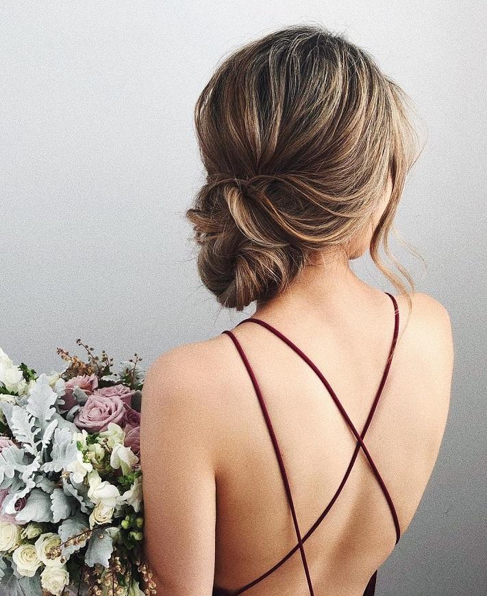 Soft Layers And Balayage Brown Hair Gorgeous Balayage