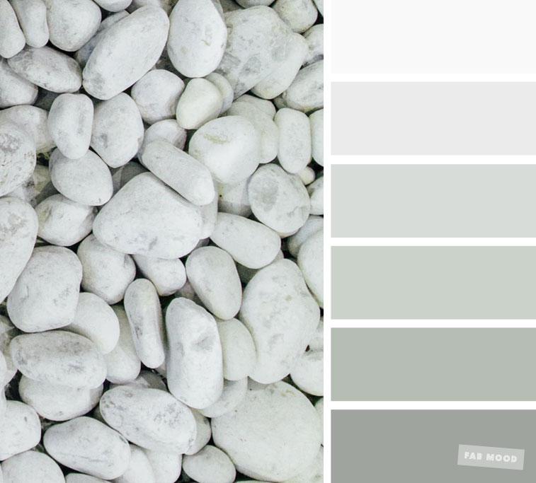 Color Inspiration Grey And Sage Palette
