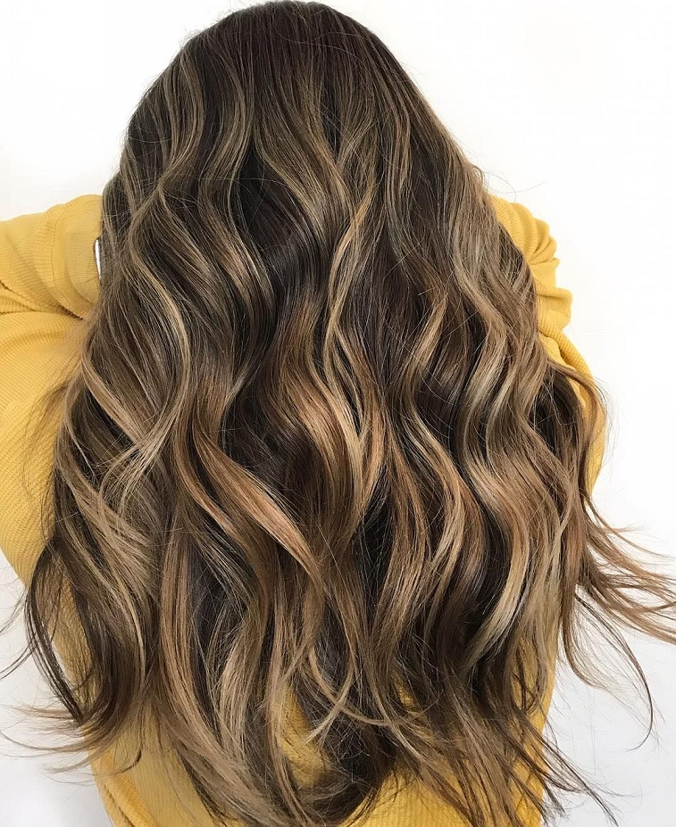 44 Balayage Hair Color Ideas With Blonde Fabmood Wedding