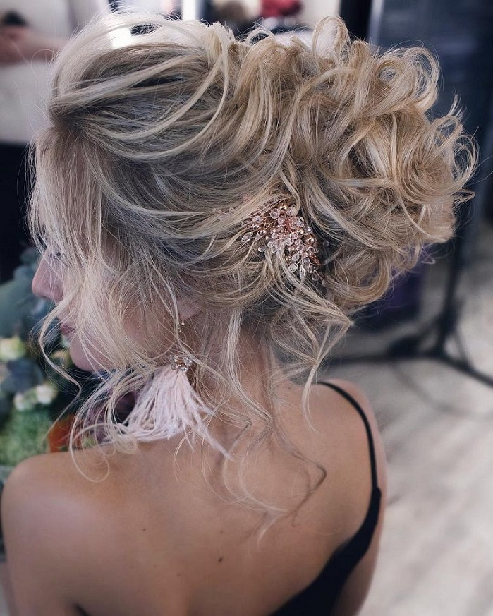 Wedding Hair Color Ideas: 92 Drop-Dead Gorgeous Wedding Hairstyles For Every Bride