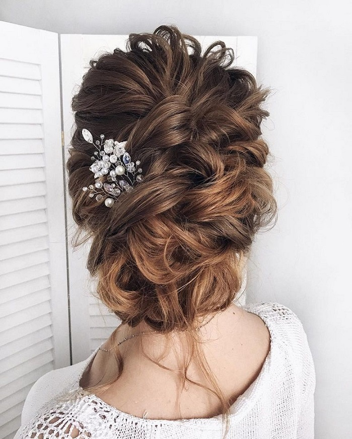 In Style Wedding Hair: 92 Drop-Dead Gorgeous Wedding Hairstyles For Every Bride