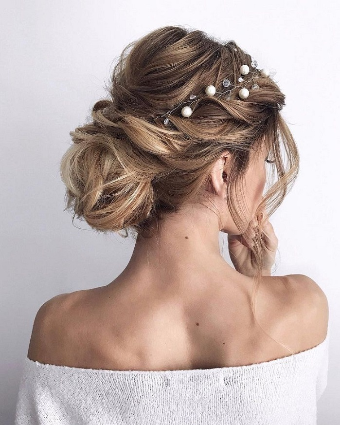 Wedding New Hair Style: 92 Drop-Dead Gorgeous Wedding Hairstyles For Every Bride