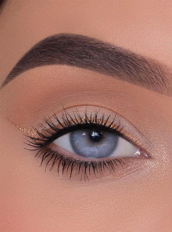 eye shadow looks for blue eyes, eye shadow looks , eyeshadow looks for blue eyes, eye makeup, makeup looks, smokey eye makeup, smokey eye makeup looks #eyemakeuplooks #eyemakeup