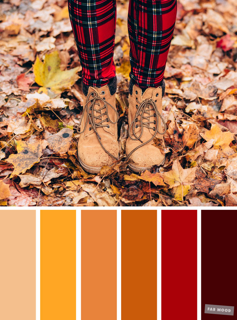 59 Pretty Autumn Color Schemes