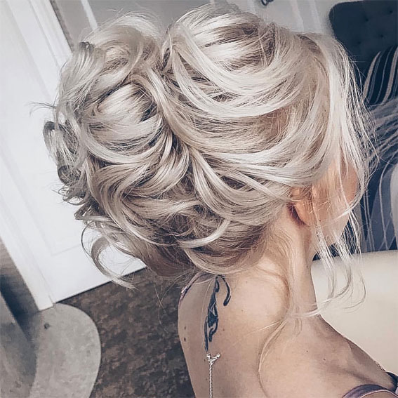 22 Prettiest Updo Wedding Hairstyles