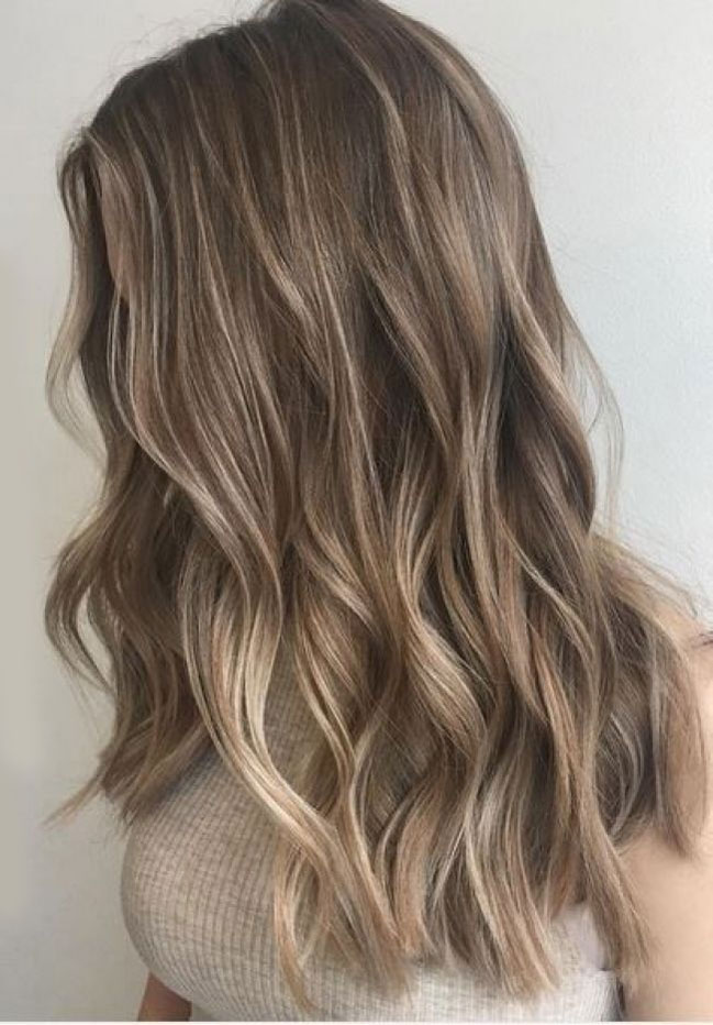 49 Beautiful light brown hair color to try - Brown hair ...