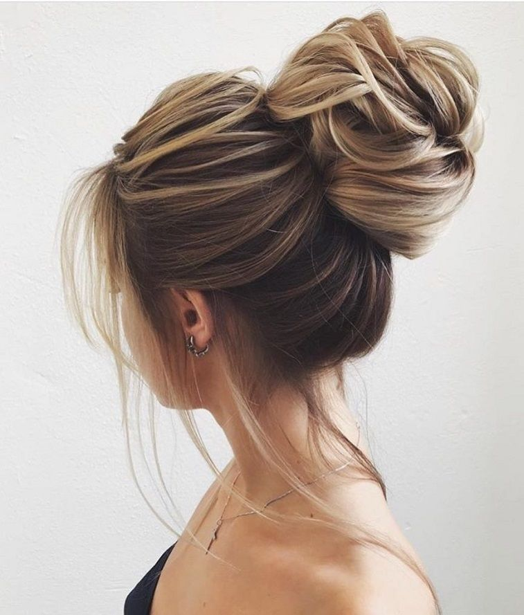 Wedding Hair Color Ideas: Beautiful Wedding Updos For Any Bride Looking For A Unique