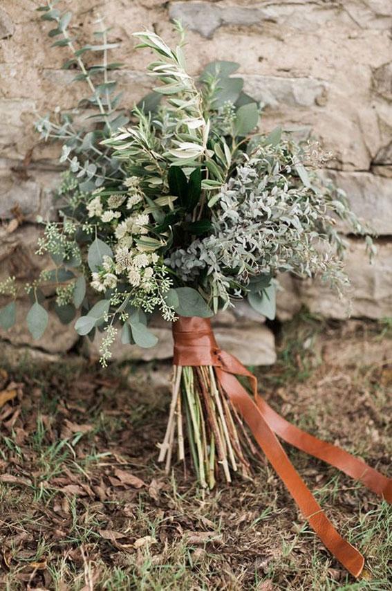 22 Fabulous Sage Wedding Ideas – Sage Wedding Bouquet