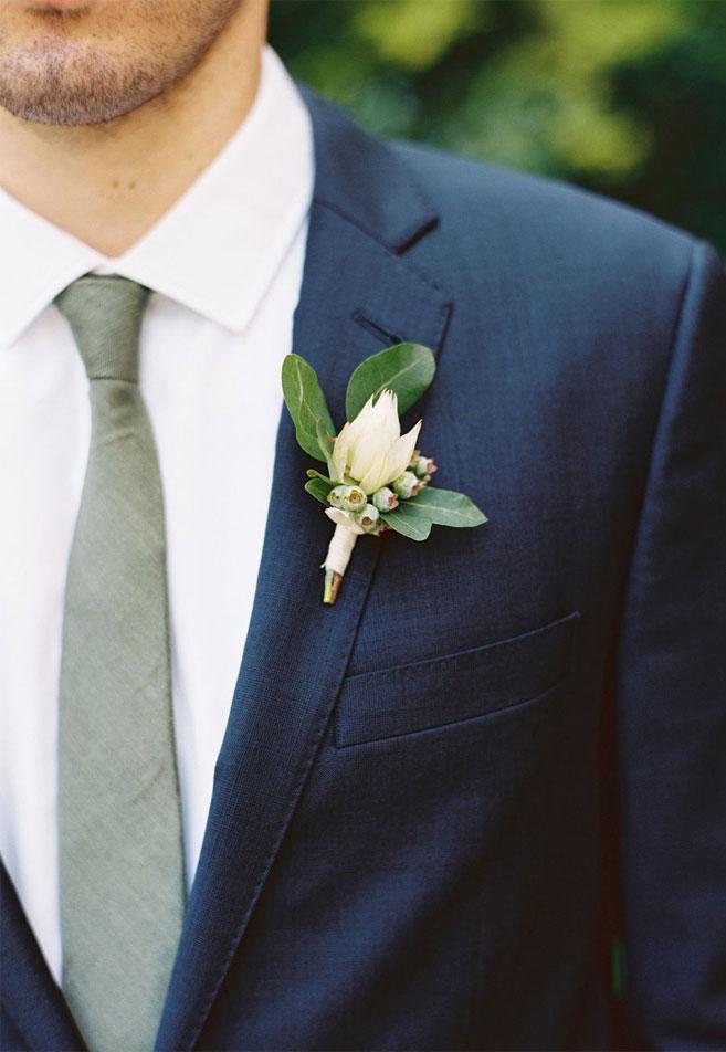 22 Fabulous Sage Wedding Ideas – Groom Style