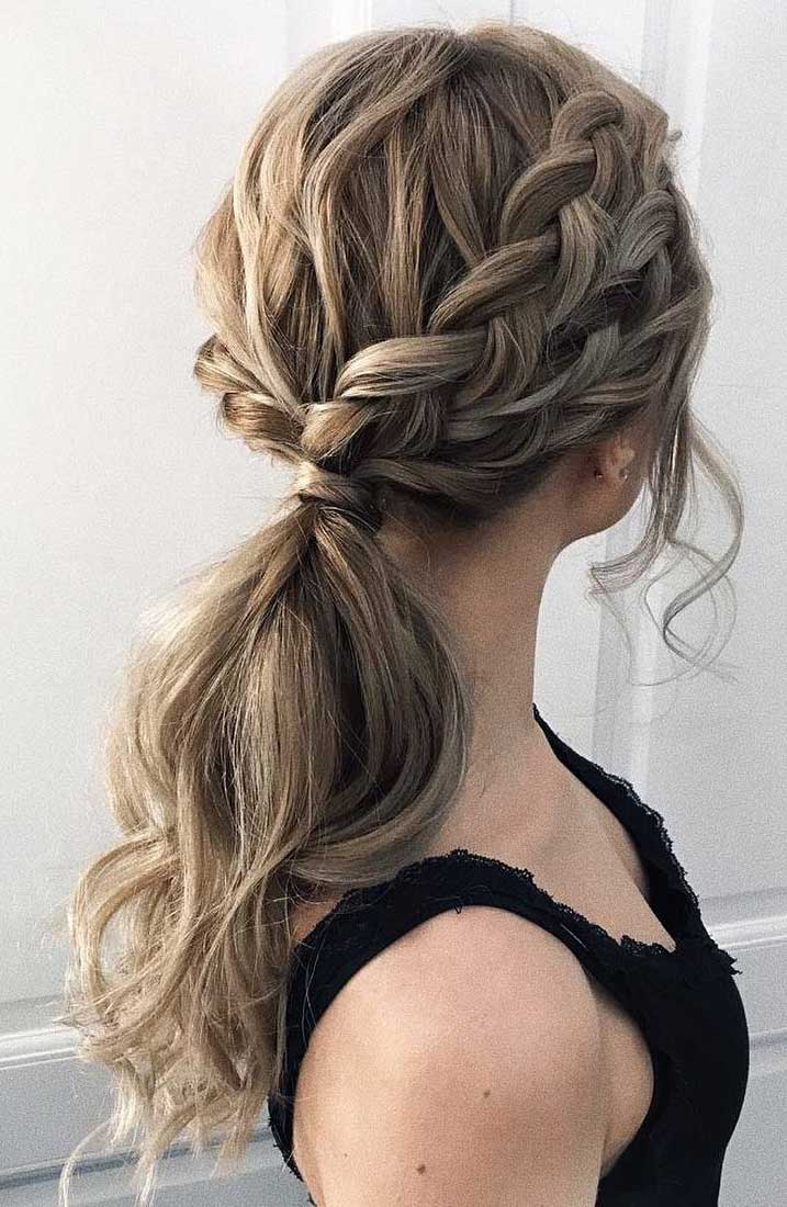 53 Best Ponytail Hairstyles { Low And High Ponytails } To ...