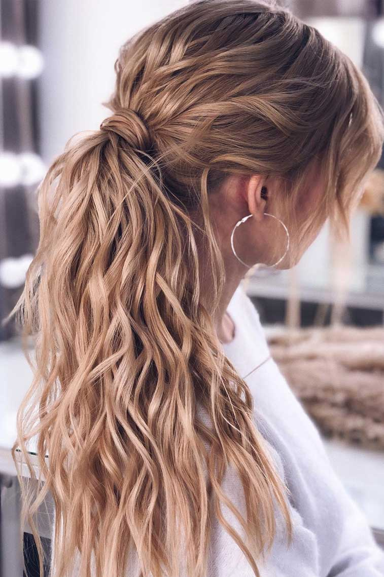 Strange 53 Best Ponytail Hairstyles Low And High Ponytails To Inspire Schematic Wiring Diagrams Amerangerunnerswayorg