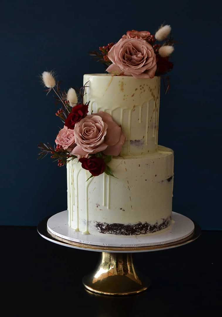 50 Most Beautiful Wedding Cakes, wedding cake ideas, amazing wedding cake #wedding #weddingcake