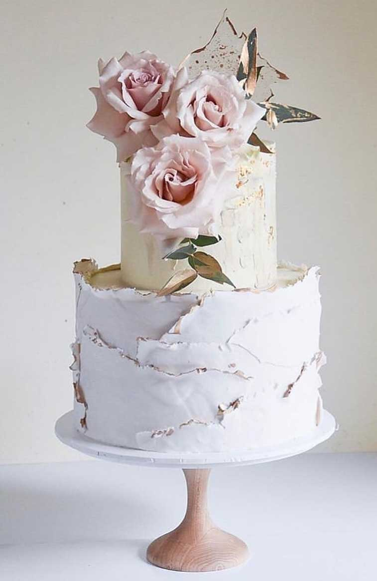 The 50 Most Beautiful Wedding Cakes, wedding cake ideas, amazing wedding cake #wedding #weddingcake