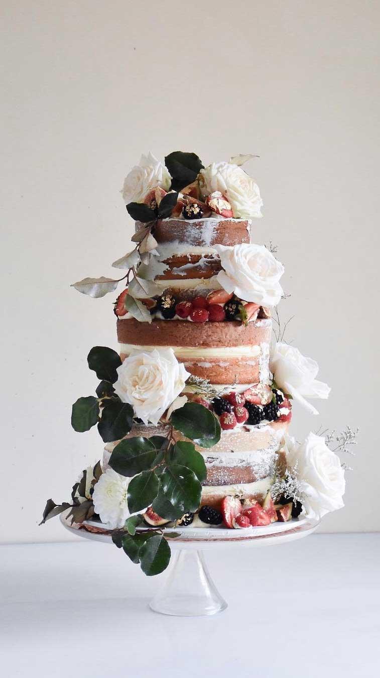 The 50 Most Beautiful Wedding Cakes, wedding cake ideas, amazing wedding cake #wedding #weddingcake