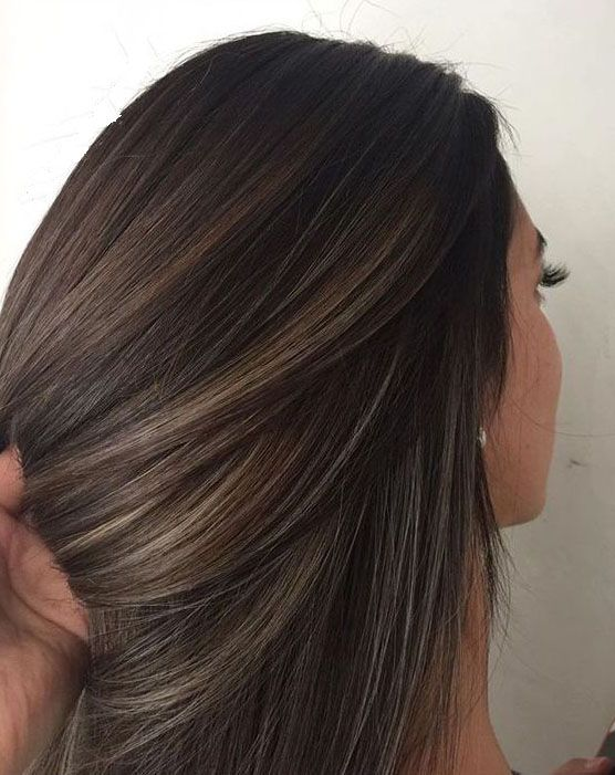 49 brown Balayage Highlights,Beachy balayage hair color #balayage #blondebalayage #hairpainting #hairpainters #bronde #brondebalayage #highlights #ombrehair