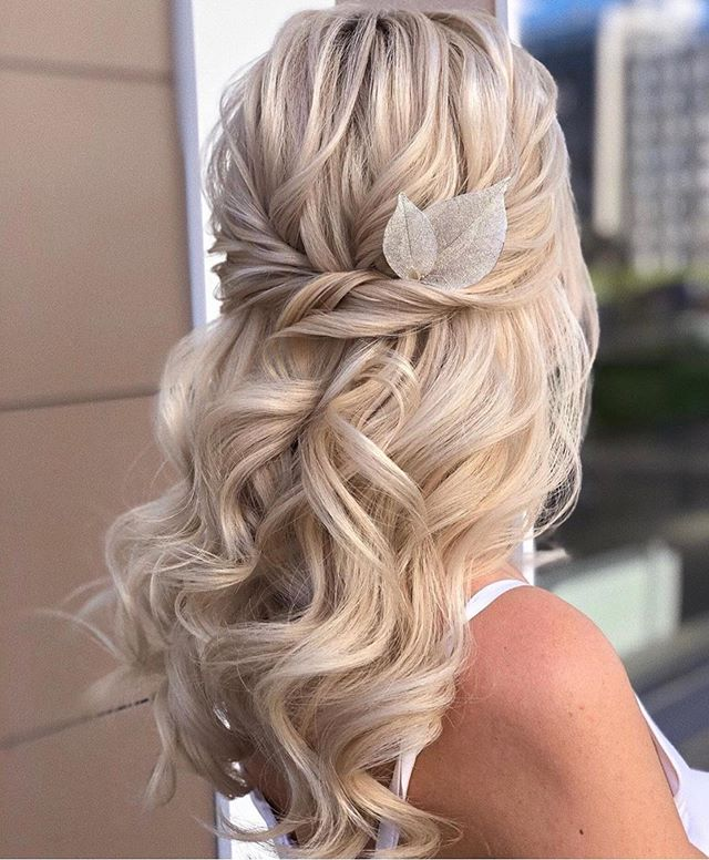 20 Perfect Half Up Half Down Hairstyles: 43 Gorgeous Half Up Half Down Hairstyles That Perfect For