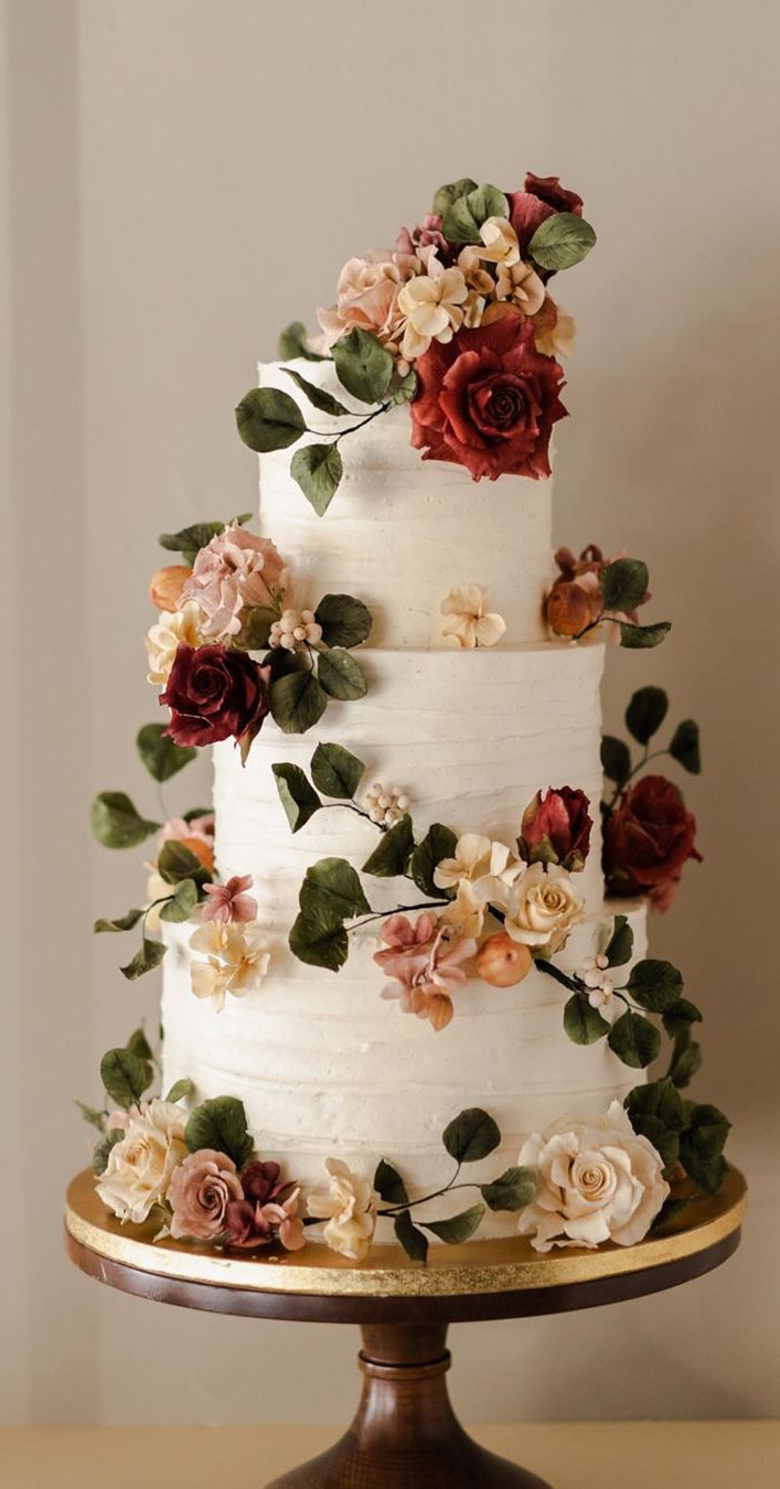 The 50 Most Beautiful Wedding Cakes Fabmood Wedding