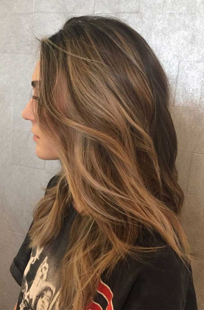 49 Beautiful Light Brown Hair Color To Try For A New Look ...