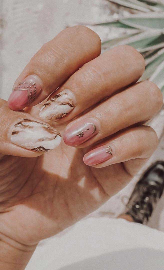 59 Unique boho nail art ideas worth giving a try