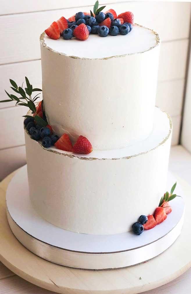 two tier wedding cake, Beautiful Wedding Cake, wedding cake ideas, wedding cake, pretty wedding cake #wedding #weddingcake #cake #elegantweddingcake