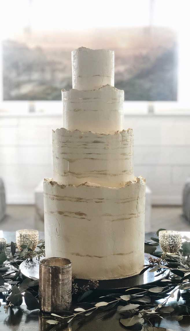 The 50 Most Beautiful Wedding Cakes – Four Tier Wedding Cake