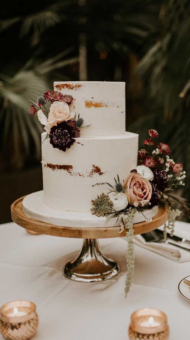 Beautiful Wedding Cake, wedding cake ideas, wedding cake , wedding cake ideas 2019, wedding cake ideas rustic, unique wedding cake designs, luxury wedding cake ideas, elegant wedding cake, modern wedding cake designs, wedding cake pictures gallery #wedding #weddingcake #cake #rusticweddingcake