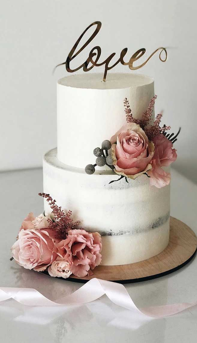 The 10 Most Beautiful Wedding Cakes