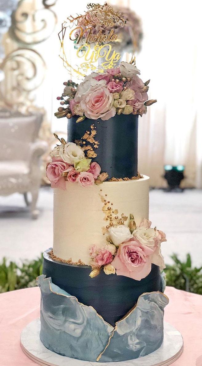 The Prettiest Unique Wedding Cakes We Ve Ever Seen