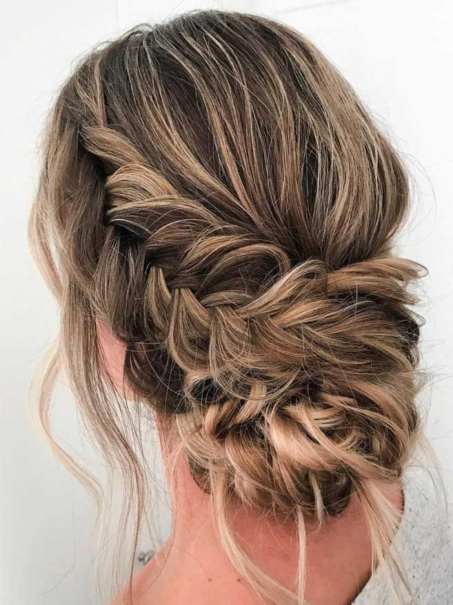 64 Chic Updo Hairstyles For Wedding And Any Occasion