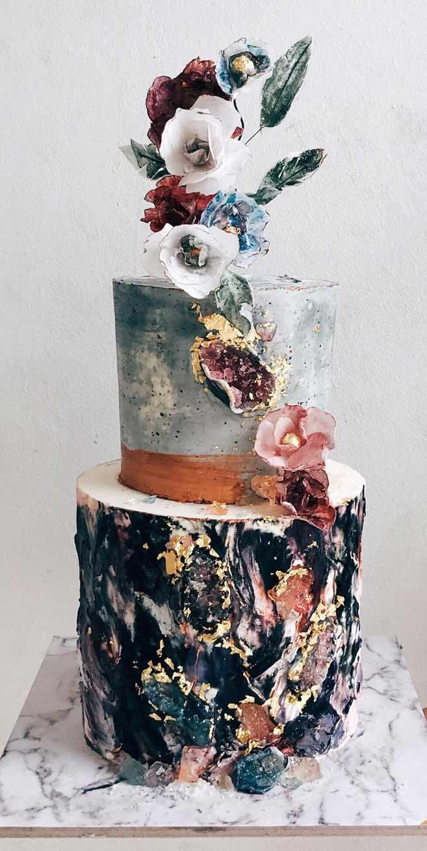 59 unique wedding cake designs, unique wedding cakes, pretty wedding cake, simple wedding cake ideas, modern wedding cake designs, wedding cake designs 2019, wedding cake pictures gallery, wedding cake gallery #weddingcake #weddingcakes