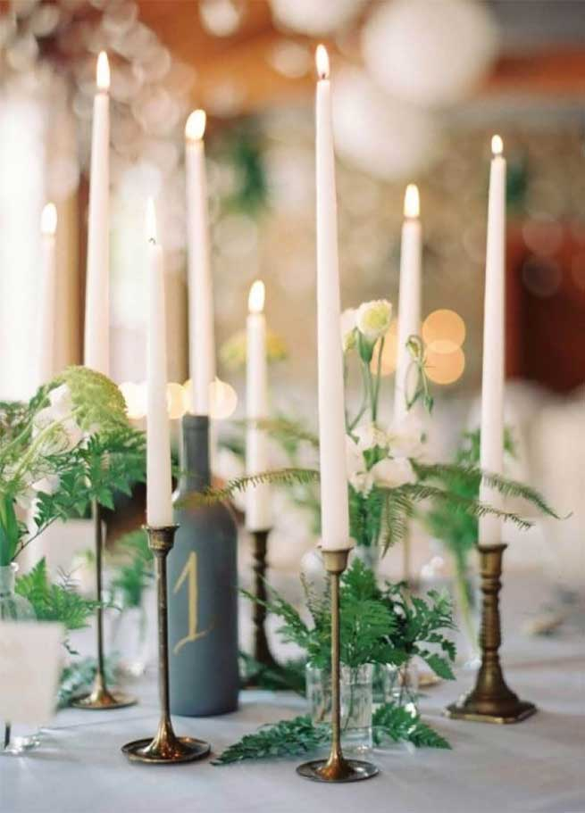 50 Fab Wedding Centerpieces & Table Decorations