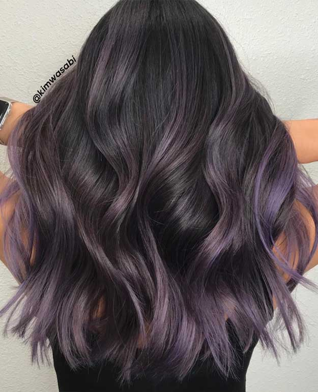 Trendy Winter Hair Color Ideas