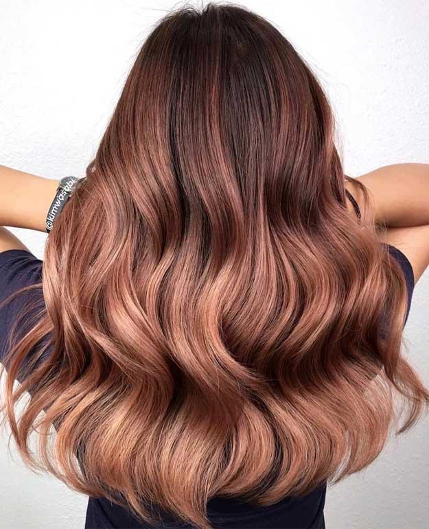 Wedding Hair Color Ideas: 32 Jaw-Dropping Pretty Wedding Cake Ideas