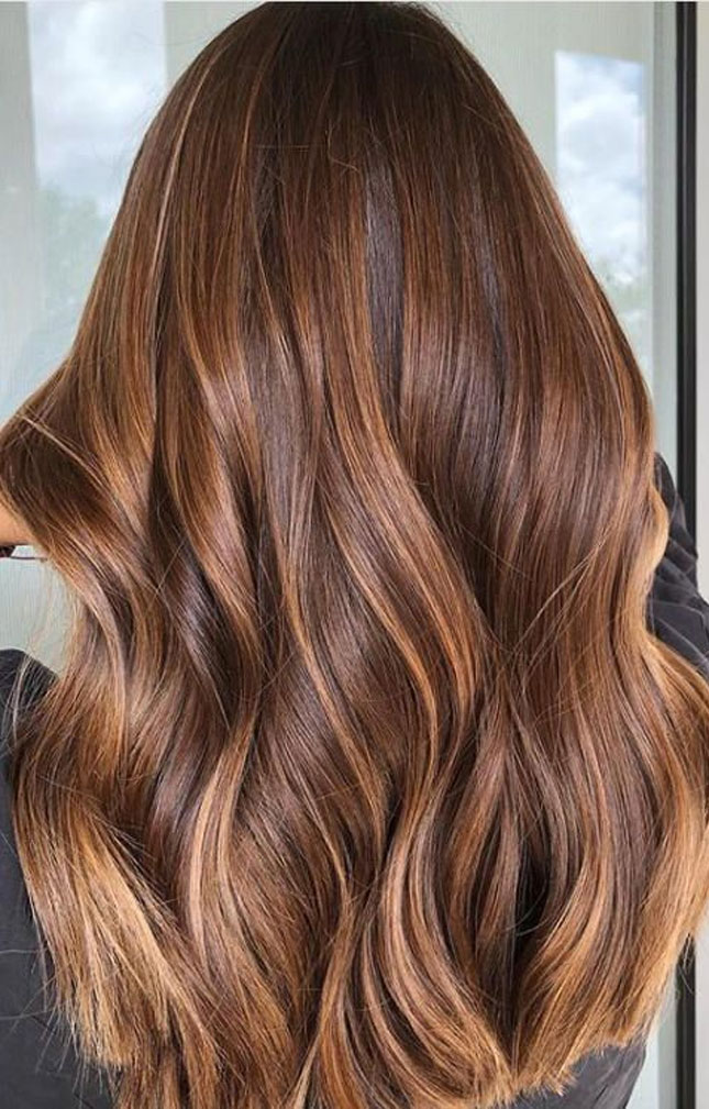 Fall Hair Color Trends 2020.Trendy Fall And Winter Hair Color Ideas Fabmood Wedding
