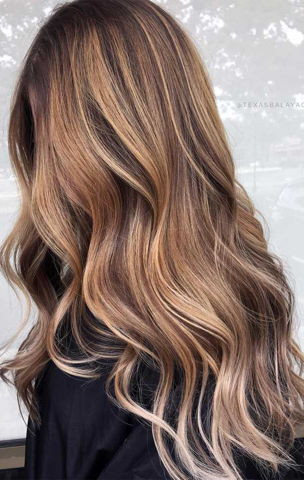 Trendy Fall And Winter Hair Color Ideas Fabmood Wedding