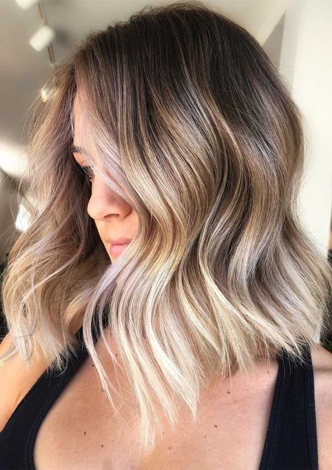 Trendy Fall and Winter Hair Color Ideas - Fabmood | Wedding ...