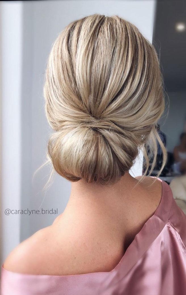 romantic wedding updos, hairstyles for medium length hair, best wedding hairstyles 2020 #weddinghairstyles #bridalupdo bridal hairstyles #hairstyles