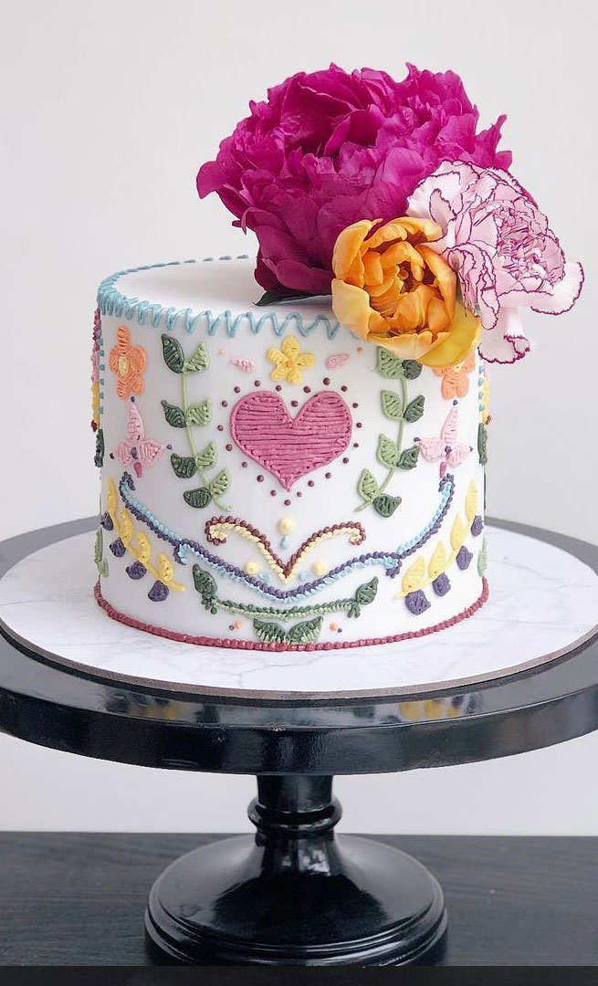 These Wedding Cakes Are Incredibly Stunning