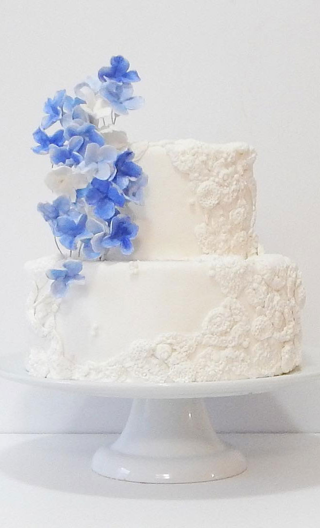 Possibly The Prettiest Wedding Cakes Ever