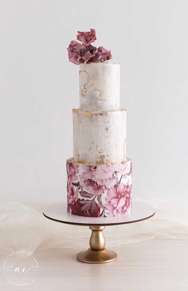 wedding cake designs 2020, wedding cake ideas, unique wedding cakes, beautiful wedding cakes #weddingcakes #cakedesigns